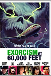Exorcism at 60,000 Feet Poster