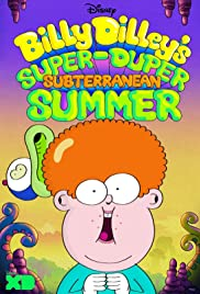 Billy Dilley's Super-Duper Subterranean Summer Poster