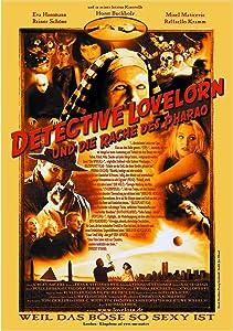 Detective Lovelorn und die Rache des Pharao none