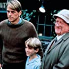 Jeremy Irons, Cyril Cusack, and Samuel Irons in Danny the Champion of the World (1989)