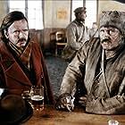 Gérard Depardieu and Renaud in Germinal (1993)