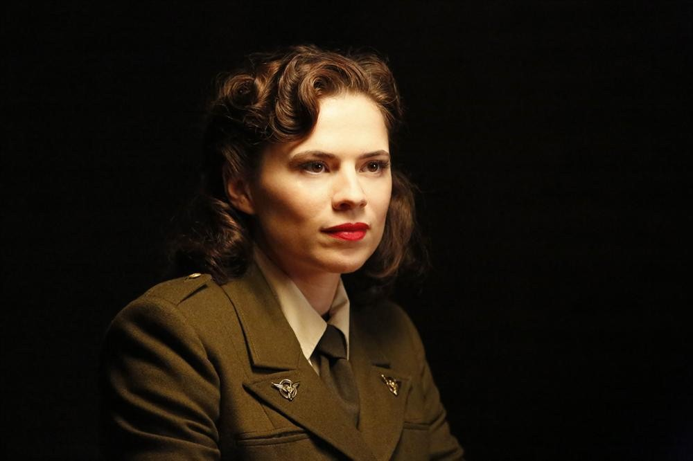 Hayley Atwell in Agents of S.H.I.E.L.D. (2013)