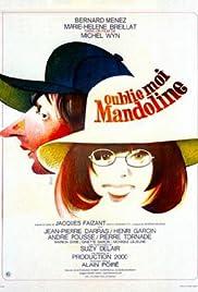 Forget Me, Mandoline Poster