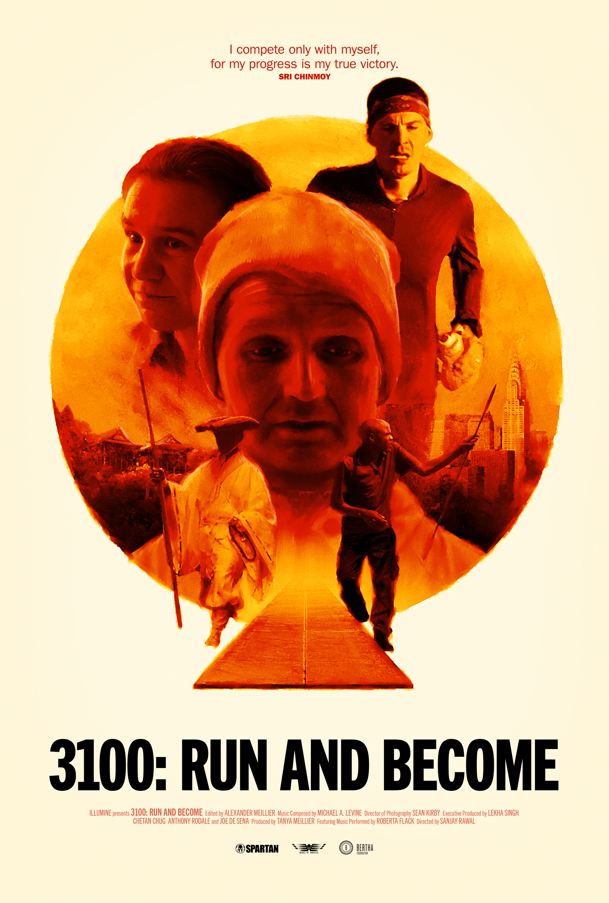 3100: Run and Become (2018) WEBRip 1080p