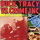 Ralph Byrd, John Davidson, and Jan Wiley in Dick Tracy vs. Crime, Inc. (1941)