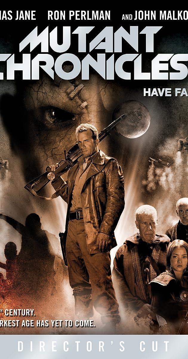 Mutant Chronicles (2008): 7 พิฆาต ผ่าโลกอมนุษย์