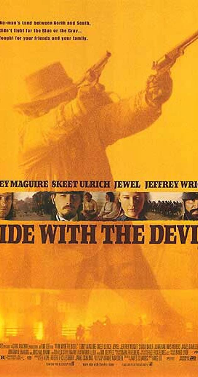 Subtitle of Ride with the Devil