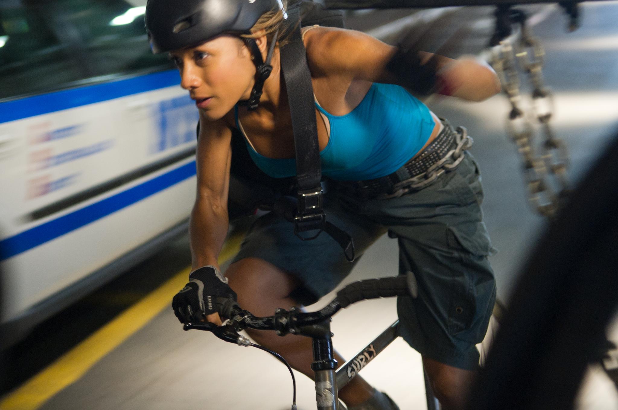 Dania Ramirez in Premium Rush (2012)