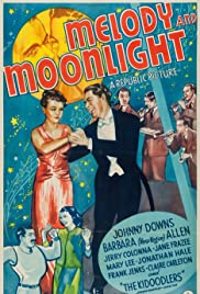 Melody and Moonlight Poster