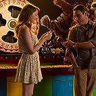 Joaquin Phoenix and Emma Stone in Irrational Man (2015)