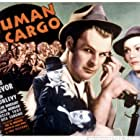 Brian Donlevy, Claire Trevor, and Harry Woods in Human Cargo (1936)