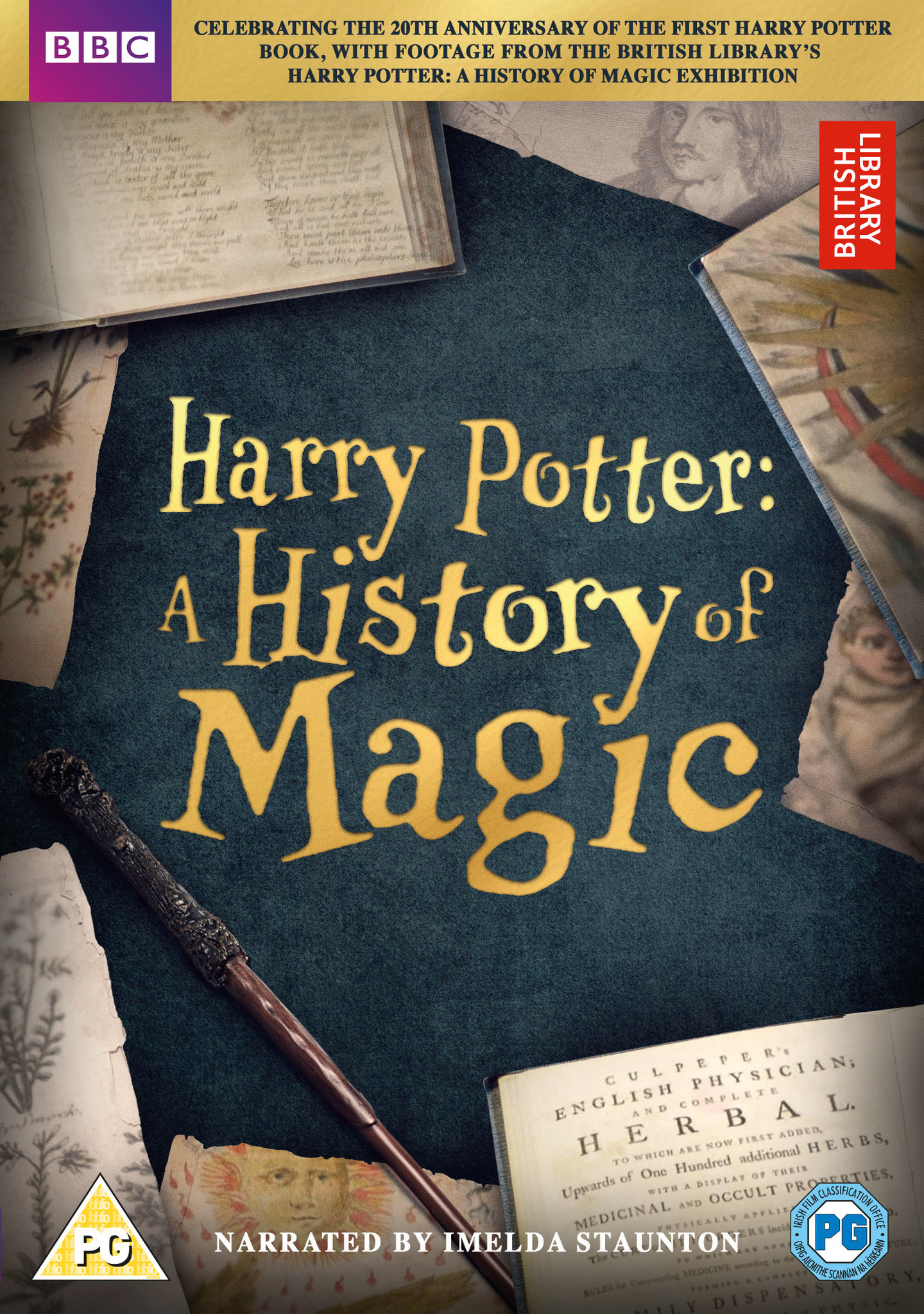Harry Potter: A History of Magic (2017) - IMDb