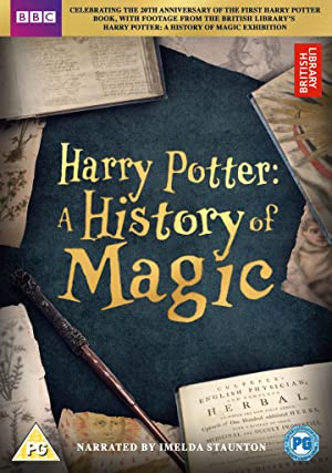 Permalink to Movie Harry Potter: A History of Magic (2017)