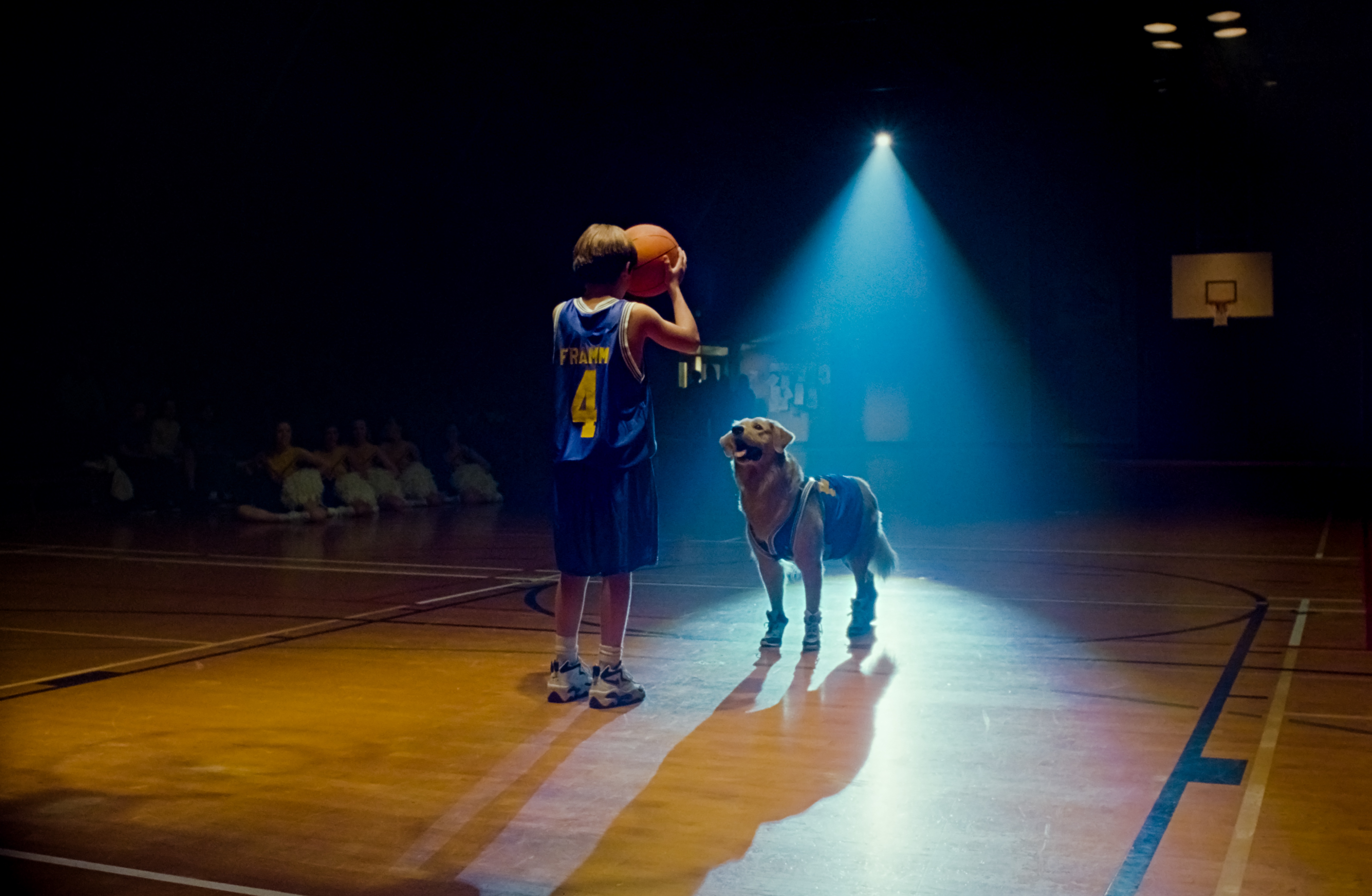 Kevin Zegers in Air Bud (1997)