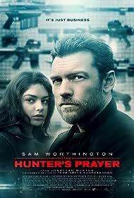 Sam Worthington and Odeya Rush in The Hunter's Prayer (2017)