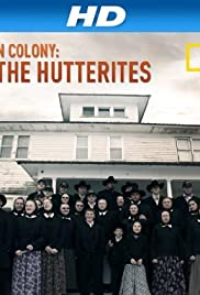 American Colony: Meet the Hutterites Poster