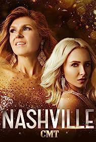 Connie Britton and Hayden Panettiere in Nashville (2012)