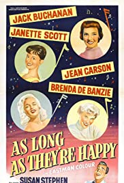 As Long as They're Happy Poster