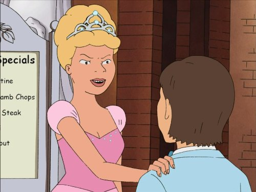 Thank for Luanne hill is a milf