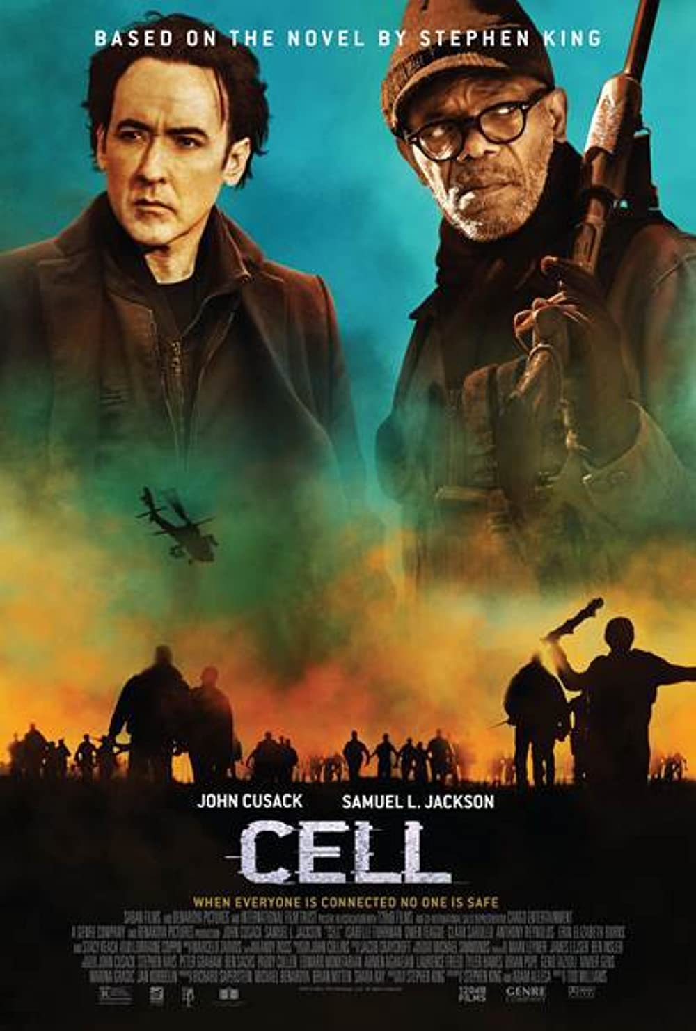 Poster film Cell.