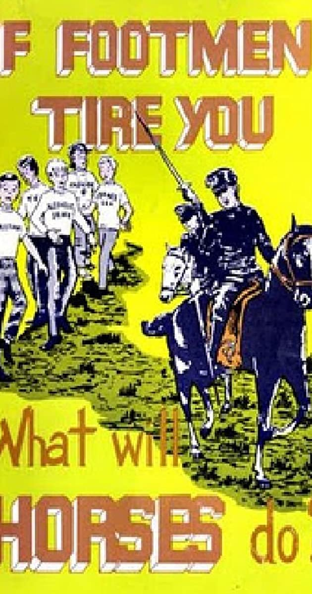 Subtitle of If Footmen Tire You What Will Horses Do?