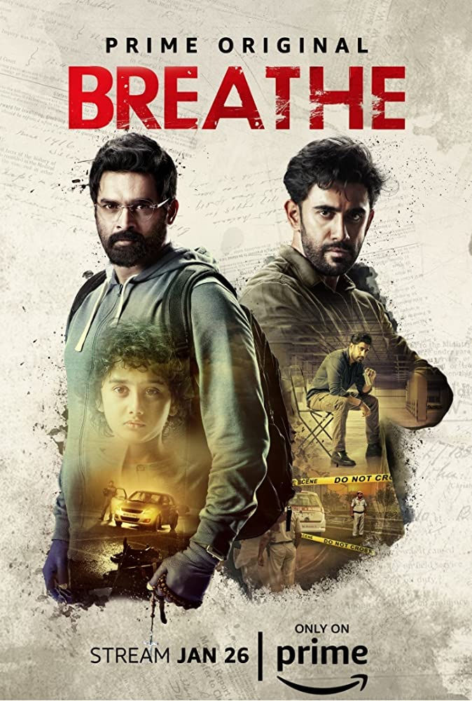 Breathe 2018 Hindi S01 Complete Amazon Web Series 480p HDRip 900MB Download