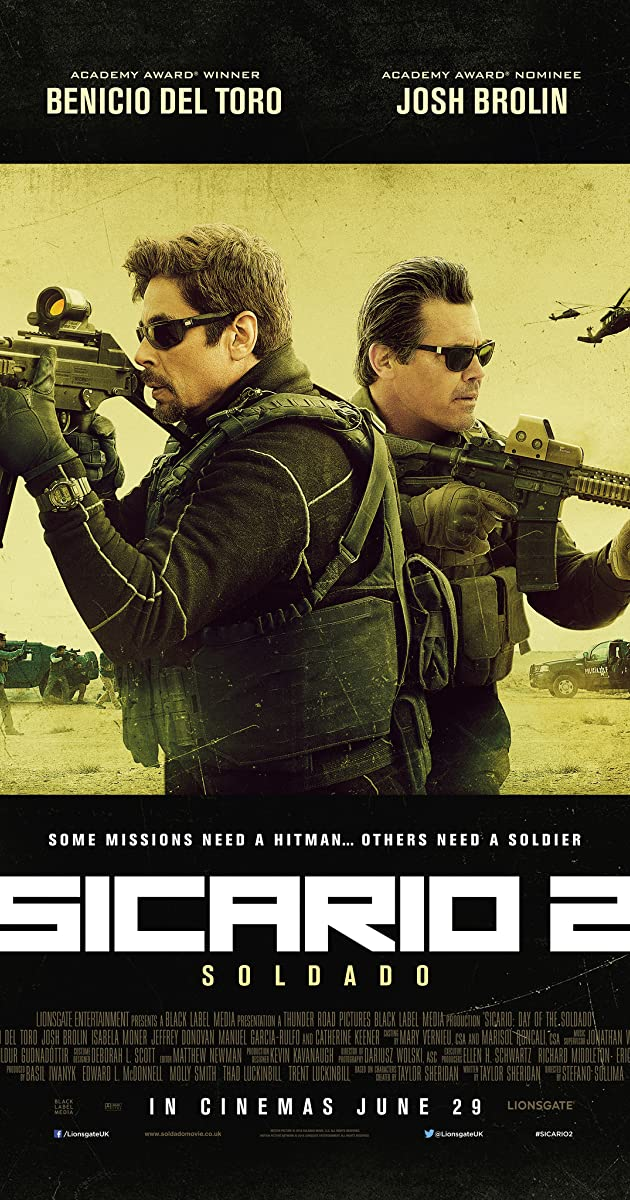 Sicario Day of the Soldado Torrent Download