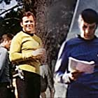 Leonard Nimoy, William Shatner, and DeForest Kelley in Star Trek (1966)