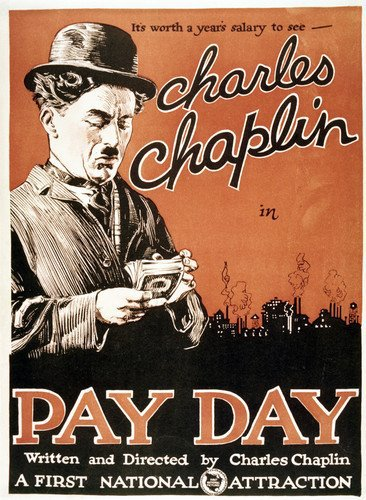 Pay Day (1922)