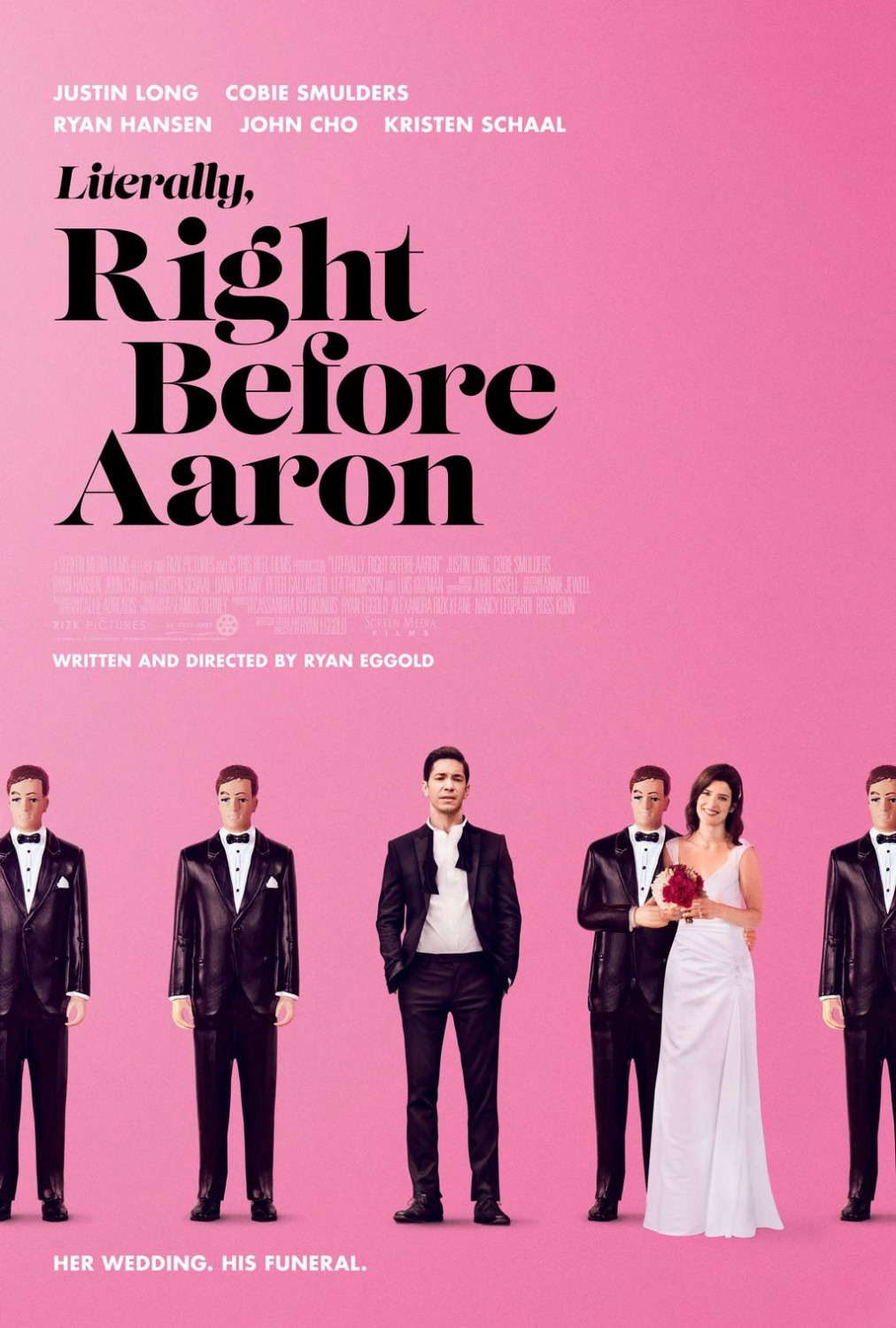 Literally, Right Before Aaron (2017) - IMDb