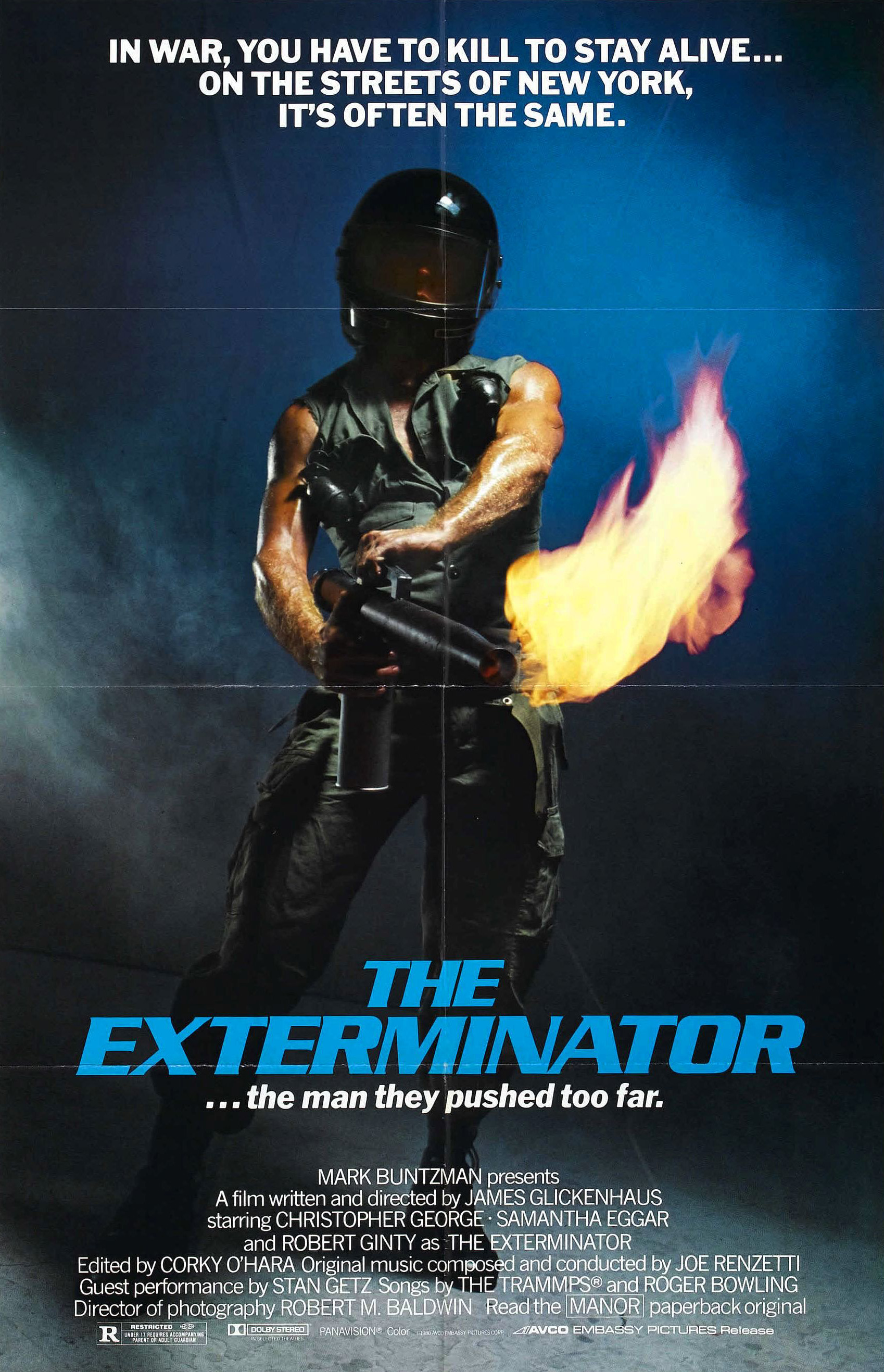 Image result for the exterminator