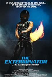 The Exterminator (1980) Poster - Movie Forum, Cast, Reviews