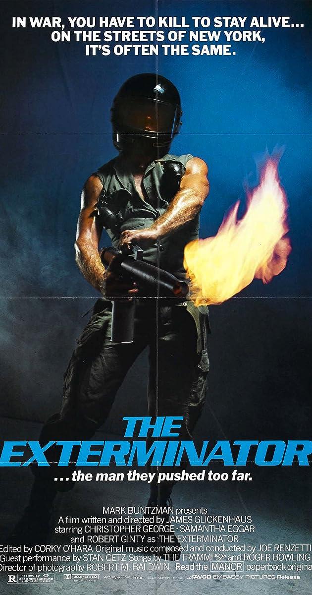 the exterminator 1980 the exterminator 1980 user