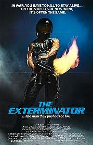 Movie watching website The Exterminator [720x400]