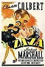 Zaza (1938) Poster
