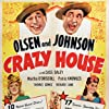 Cass Daley, Chic Johnson, Martha O'Driscoll, and Ole Olsen in Crazy House (1943)