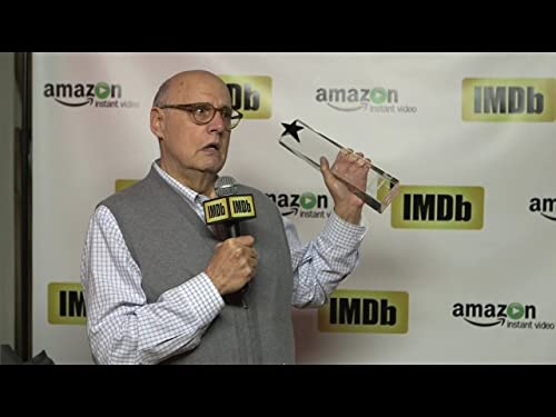 Jeffrey Tambor Receives an IMDb STARmeter Award
