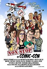 Non-Stop to Comic-Con Poster