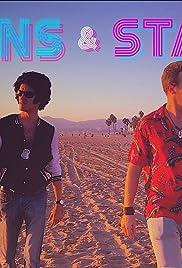 Burns & Stache Poster