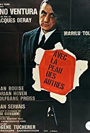 Avec la peau des autres (1966) Poster - Movie Forum, Cast, Reviews