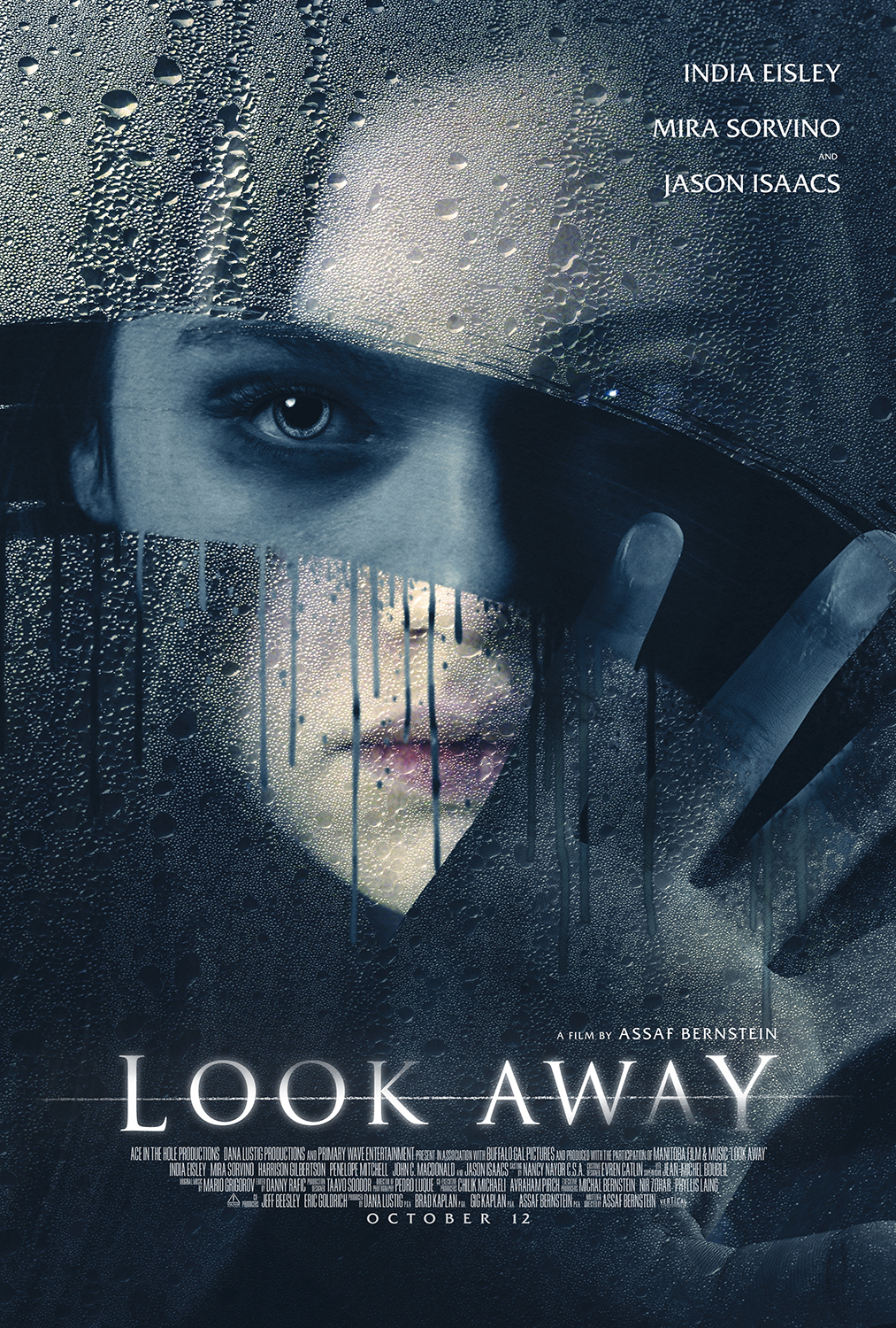 Look Away 2018 1080p WEB DD5 H264 FGT Torrent İndir