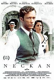 Hermann Bonnín, Pablo Rivero, and Natalia Plascencia in Neckan (2015)