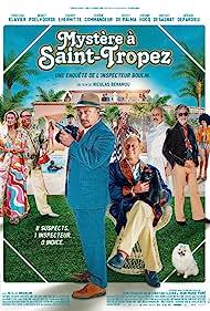 Mystère à Saint-Tropez (2021)