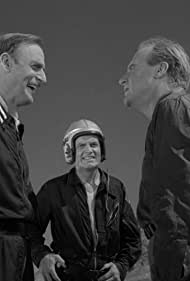 John Dehner, Ted Knight, and Jack Warden in The Twilight Zone (1959)