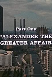 Alexander the Greater Affair: Part One Poster