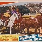 Hank Bell and Ray Corrigan in Wrangler's Roost (1941)