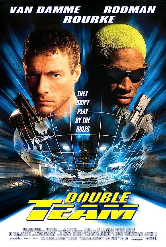 Double Team (1997) Hindi Dubbed