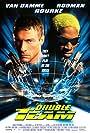 Jean-Claude Van Damme and Dennis Rodman in Double Team (1997)