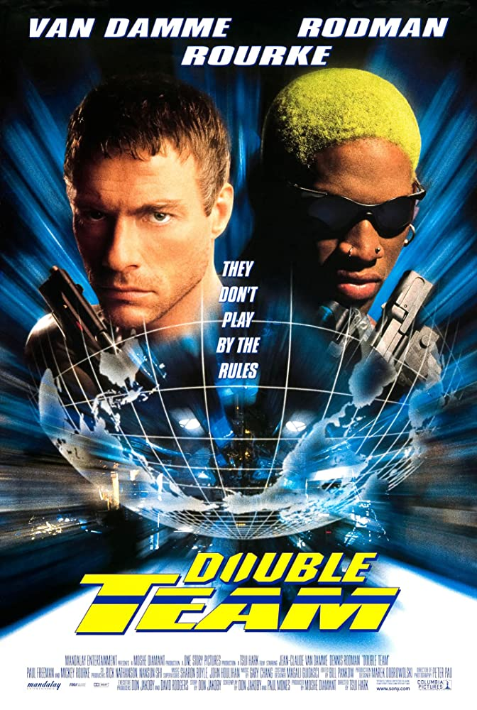 Poster film Double Team (1997)