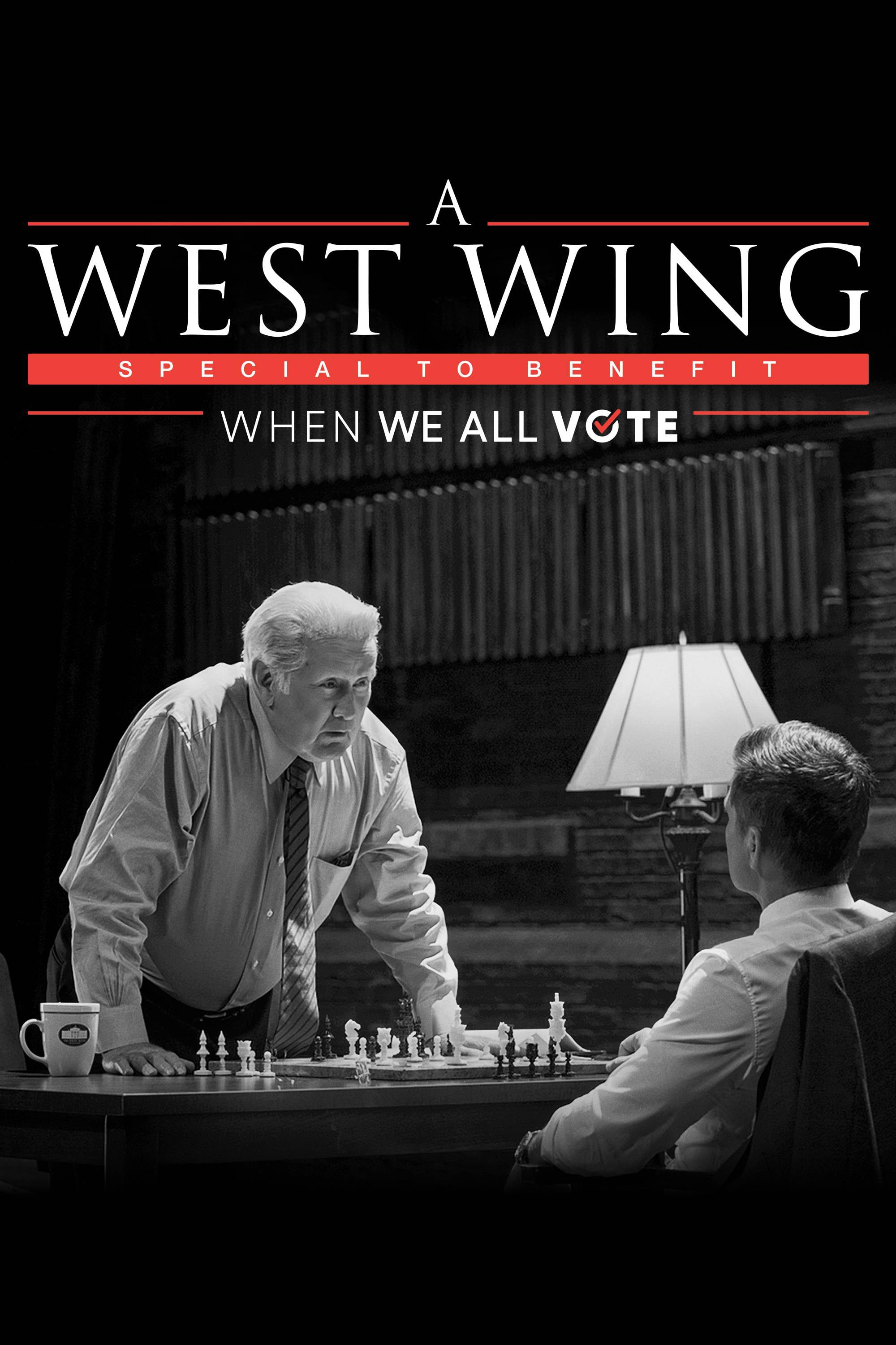 watch A West Wing Special to Benefit When We All Vote on soap2day